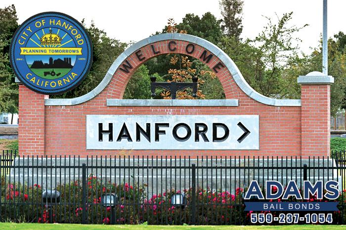 Hanford Bail Bonds