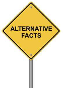 Alternative Facts about gun laws