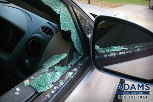 Why Are People Smashing Car Windows?